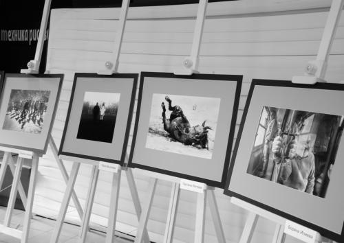 """Откриване на изложбата на Фотошкола """"Паралакс"""" - снимка 3"""